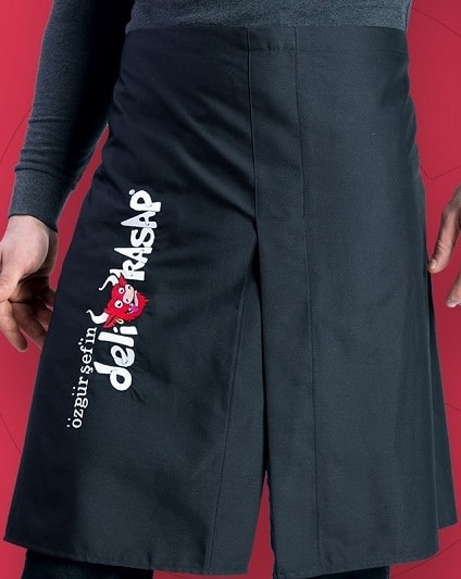 Too Fabric Custom Apron Manufacturer in Turkey