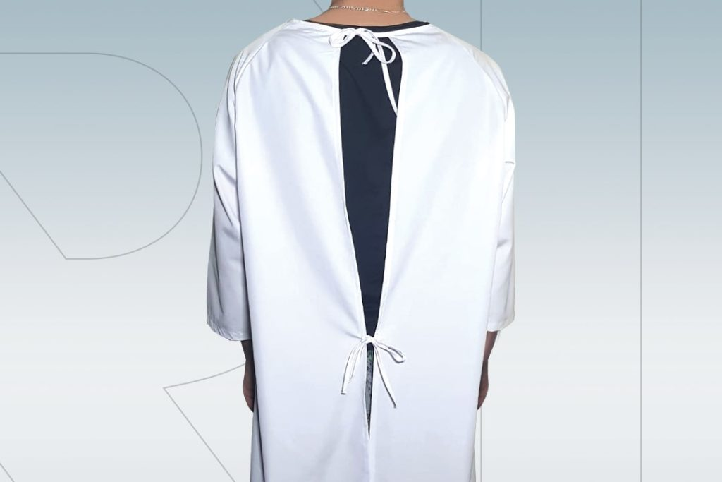 Patient Gown | Too Fabric Custom Clothing Manufacturer in Istanbul